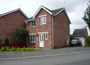 Thumbnail 3 bed detached house to rent in Maes Y Fedwen, Bridgend, Mid. Glamorgan.