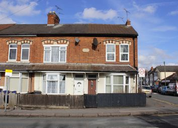 Thumbnail 2 bed terraced house to rent in Gipsy Lane, Leicester