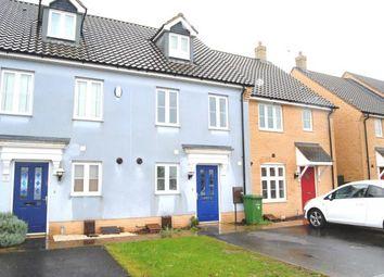 Thumbnail 3 bedroom terraced house for sale in West Lynn, King's Lynn, Norfolk
