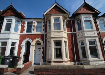 Thumbnail 5 bed terraced house for sale in Pentyrch Street, Cathays, Cardiff