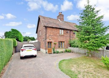 Thumbnail 2 bed semi-detached house for sale in Ratling Road, Adisham, Canterbury, Kent