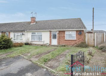 Thumbnail 2 bed end terrace house for sale in Glebe Way, Horstead, Norwich