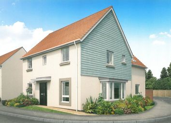 Thumbnail 4 bed semi-detached house for sale in Primrose, Weston Lane, Totnes