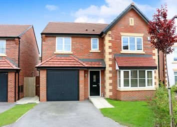 Thumbnail 4 bed detached house for sale in St. Thomas More Drive, Ainsdale, Southport