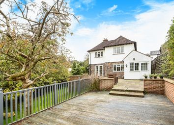 Thumbnail 3 bed detached house to rent in Beadles Lane, Oxted