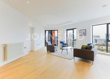 Thumbnail 3 bed flat to rent in Java House, London City Island, London