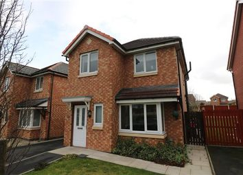 Thumbnail 3 bed detached house for sale in Thomlinson Avenue, Carlisle, Cumbria