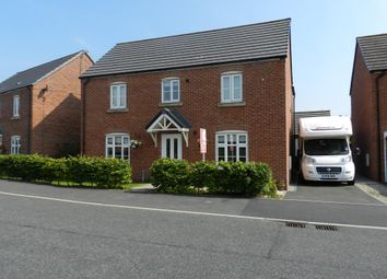 Thumbnail 4 bedroom detached house for sale in Douglas Avenue, Wesham, Preston, Lancashire
