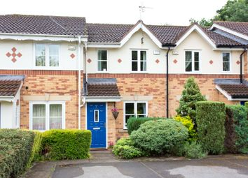 Thumbnail 2 bedroom terraced house for sale in Woodlea Court, Meanwood, Leeds, West Yorkshire