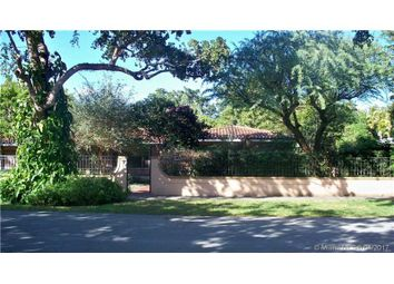 Thumbnail 3 bed property for sale in 1535 Trillo Ave, Coral Gables, Florida, United States Of America