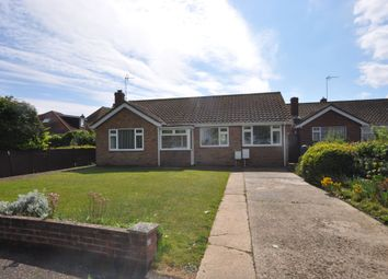 Thumbnail 3 bed detached bungalow for sale in Bardfield Way, Frinton-On-Sea