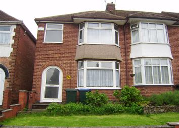 3 bed end terrace house for sale in St. Ives Road, Coventry CV2