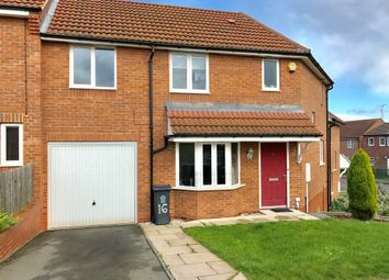 Thumbnail 3 bedroom terraced house for sale in Aysgarth Road, Leicester