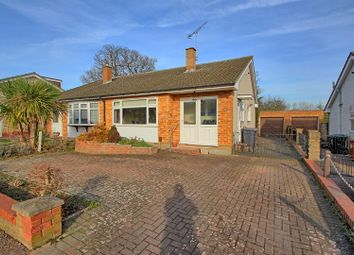 Thumbnail 2 bed semi-detached bungalow for sale in Heath Drive, Ware