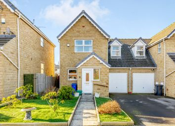 Thumbnail 3 bed semi-detached house for sale in Old Cottage Close, Sheffield