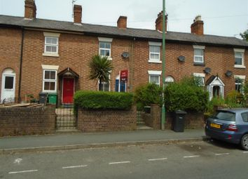 Thumbnail 2 bed terraced house for sale in Hereford Road, Shrewsbury