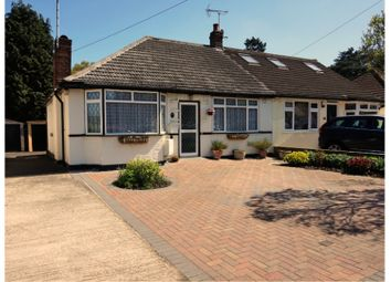 Thumbnail 3 bed semi-detached bungalow for sale in Harrow Way, Carpenders Park, Watford