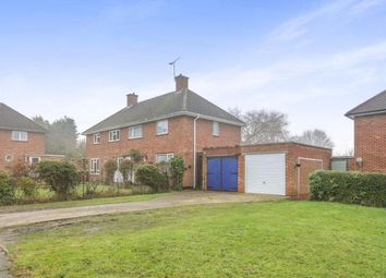 Thumbnail 2 bedroom semi-detached house for sale in Maycroft, Letchworth Garden City, Hertfordshire, England
