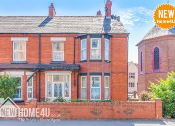 Thumbnail 4 bed end terrace house for sale in Coleshill Street, Flint