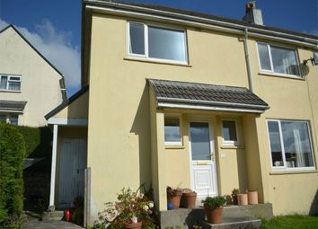 Thumbnail 3 bedroom semi-detached house for sale in Saracen Way, Penryn