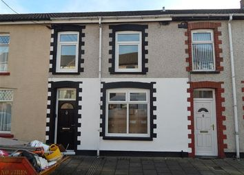 Thumbnail 2 bed terraced house to rent in Pleasant View, Porth