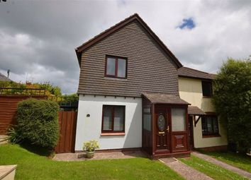 Thumbnail 2 bed semi-detached house for sale in Garrow Close, St Mary's, Brixham