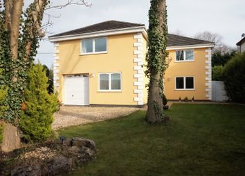 Thumbnail 5 bed detached house for sale in Cefn Bychan Road, Pantymwyn, Mold