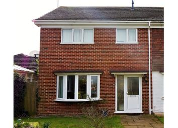 Thumbnail 3 bed end terrace house for sale in St. Pauls Road, Faversham