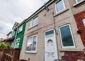 Thumbnail 3 bed terraced house for sale in Dukes Crescent, Edlington, Doncaster