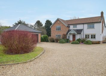 Thumbnail 6 bed detached house for sale in Northacre, Caston, Attleborough