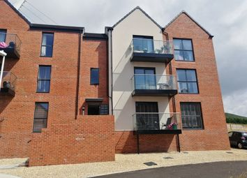Thumbnail 2 bed flat for sale in Sir Harry Secombe Court, Swansea