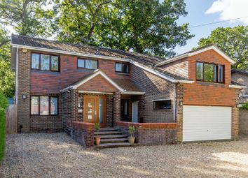 Thumbnail 5 bed detached house for sale in Wychwood Grove, Chandler's Ford, Eastleigh