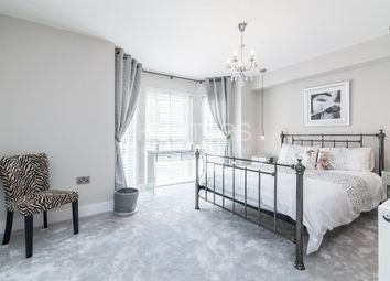 Thumbnail 3 bed flat for sale in Sumatra Road, West Hampstead