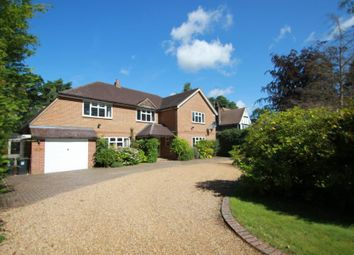 Thumbnail 5 bed detached house to rent in Pyrford, Woking, Surrey