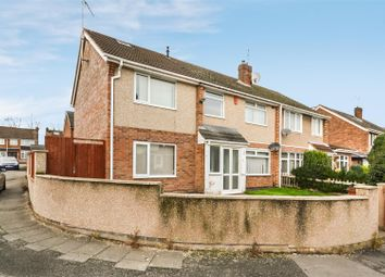 Thumbnail 5 bed semi-detached house for sale in Norwood Grove, Potters Green, Coventry