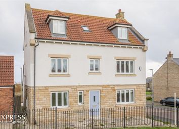Thumbnail 5 bed detached house for sale in East Moor, Longhoughton, Alnwick, Northumberland
