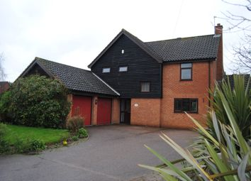 Thumbnail 4 bed detached house for sale in Bury Road, Beyton, Bury St. Edmunds