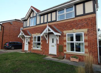 Thumbnail 3 bed semi-detached house to rent in Bramblefields, Northallerton