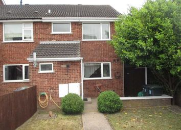 Thumbnail 3 bed semi-detached house for sale in Wyvern Close, Newthorpe, Nottingham