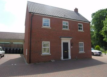 Thumbnail 3 bed detached house to rent in Woodlands, Hinchingbrooke, Huntingdon, Cambridgeshire