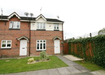 Thumbnail 3 bed semi-detached house for sale in Quarry Pond Road, Walkden, Manchester