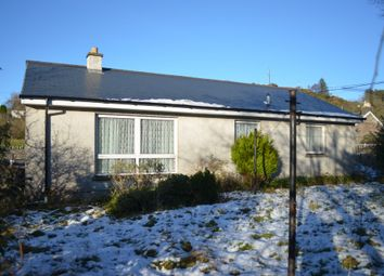 Thumbnail 3 bedroom detached bungalow for sale in Former Schoolhouse, Clachan, Argyll & Bute