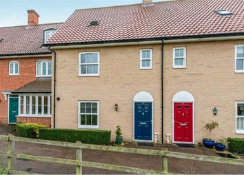 Thumbnail 3 bed terraced house for sale in Bury St Edmunds, Suffolk