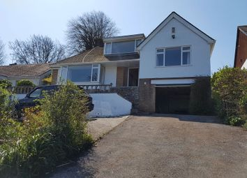 Thumbnail 3 bedroom bungalow to rent in Clappentail Park, Lyme Regis