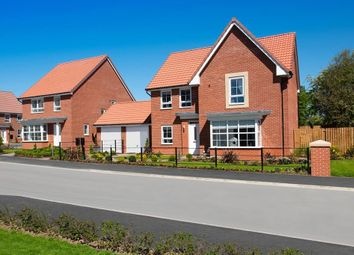 """Thumbnail 4 bedroom detached house for sale in """"Cambridge"""" at Ripon Road, Kirby Hill, Boroughbridge, York"""