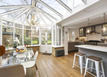 Greencroft Gardens, South Hampstead, London NW6. 3 bed flat for sale
