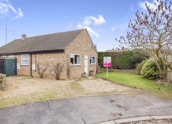 Thumbnail 3 bed detached bungalow for sale in Paige Close, Watlington, King's Lynn