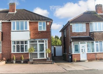 3 bed semi-detached house for sale in Cranmore Road, Castle Bromwich B36