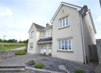 Thumbnail 4 bed semi-detached house for sale in Fishpool Hill, Bristol