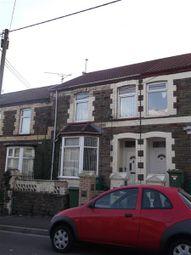 Thumbnail 4 bedroom terraced house to rent in Kings Street, Treforest, Pontypridd